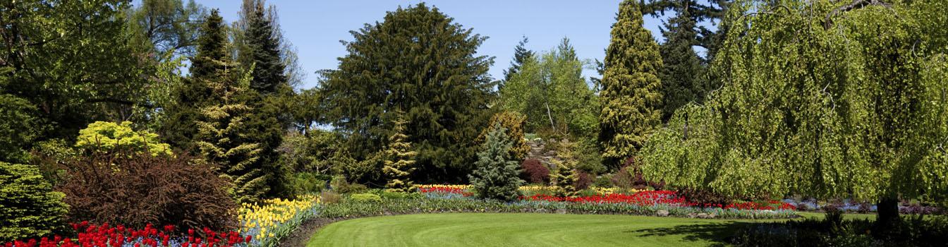 Filoli Gardens at California